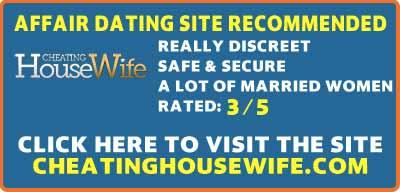 CheatingHousewife.com affair reviews