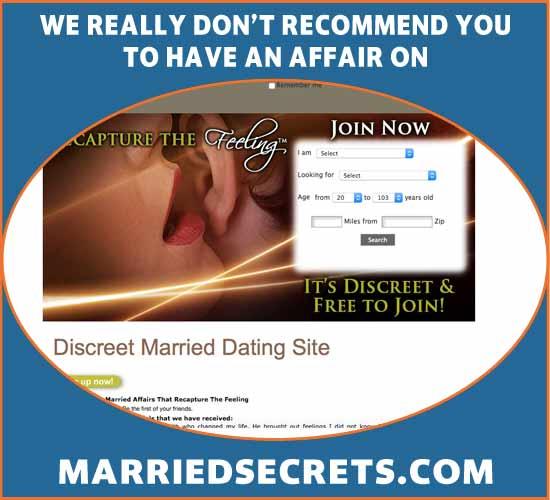 MarriedSecrets.comscreenshot img