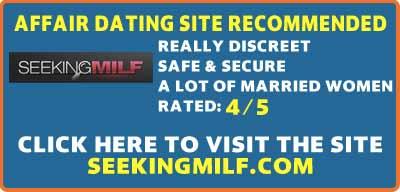 SeekingMILF.com affair reviews