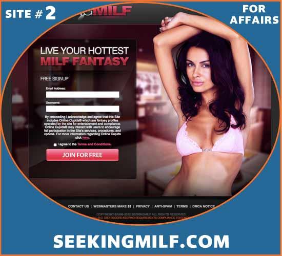 SeekingMILF.comscreenshot img
