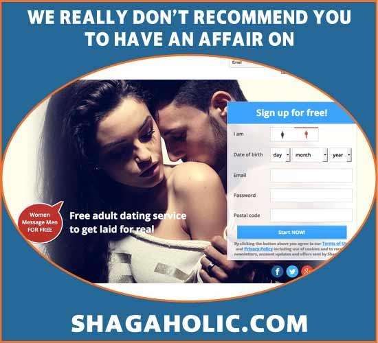 Shagaholic.comscreenshot img